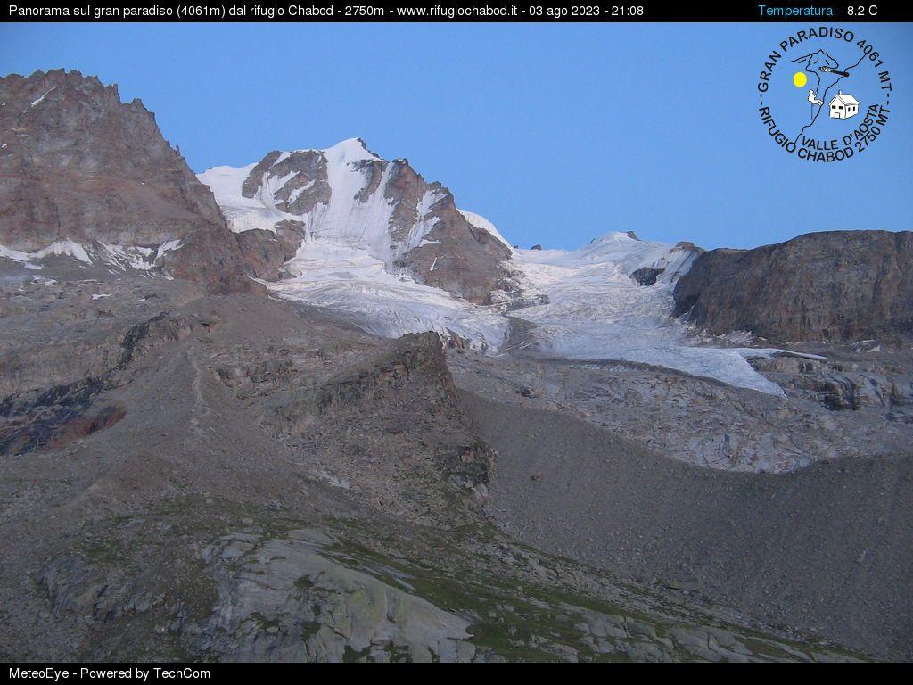Webcam <br><span>Webcam Valsavarenche - Gran Paradiso</span>