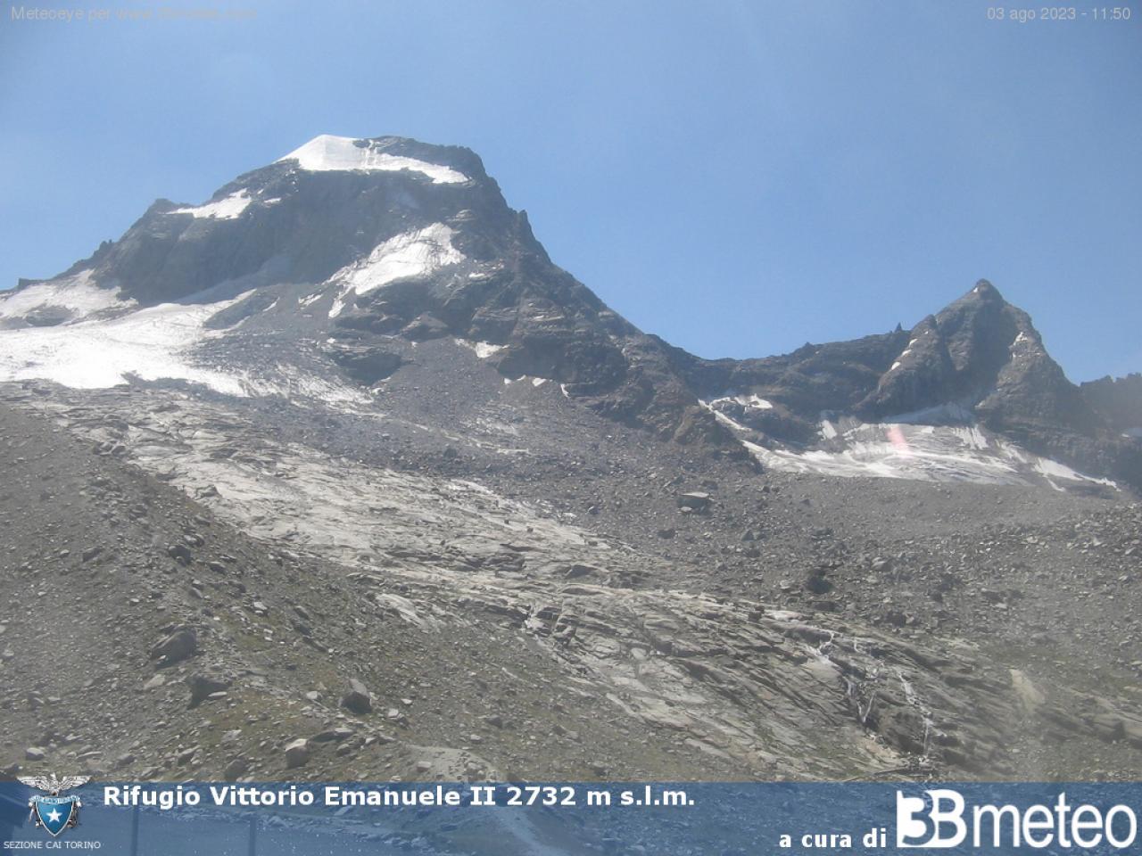 Webcam <br><span>Rifugio V. Emanuele</span>